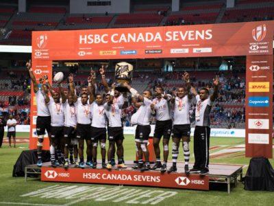 バンクーバーでラグビー「カナダセブンズ」 フィジーがケニアを破り優勝