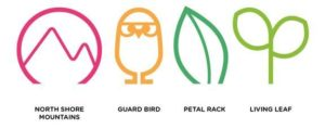バンクーバー市が新バイクラック設置 カラフルな4デザインを公募選出