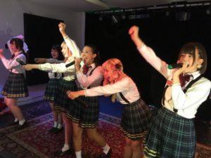 バンクーバーのアイドル初ソロライブ 日本から「青SHUN学園」プロデューサーも参加