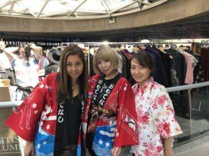 バンクーバーで「ジャパンマーケット」 現地在住の日本人女性3人が主催